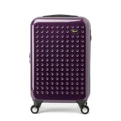[에다스] PC 미러코팅 EP-304 20형 기내용 여행가방 퍼플