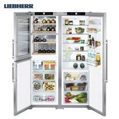 리페르 독일 럭셔리 와인냉장고&냉동고 + 냉장고 세트 SBSES7155