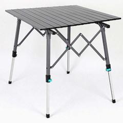 나만의 캠핑 Square 알루미늄 롤 테이블700 2color