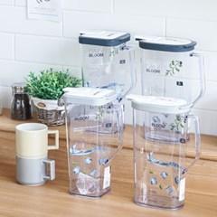 밀폐 가정용 냉장고 물병 식당 카페 업소용 물통 2L_(2327271)