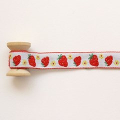 딸기 에스닉리본 90cm_(1313783)