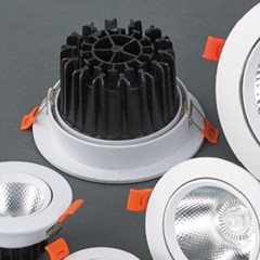 LED 매입등 리플렉터 COB 15W 다운라이트 타공사이즈 Ø_(1896064)