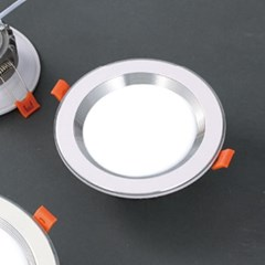 LED 매입등 실버레인 12W 다운라이트 타공사이즈 Ø120_(1896059)