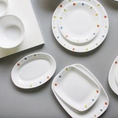 [보르미올리] 토레도 원형 접시중 3종 택1