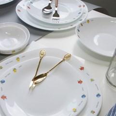 [보르미올리] 토레도 사각 접시소 3종 택1