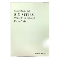 (전시상품) Johann Sebastian Bach SIX SUITES Originally