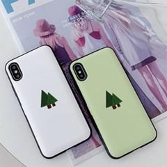 jei.planet 초록나무 카드케이스
