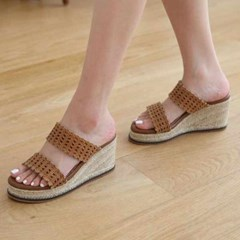 kami et muse Lattan strap espadrille wedge slippers_KM20s246