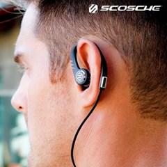 SCOSCHE 스포츠 클립3 피트니스 이어폰 HPSC3Ti