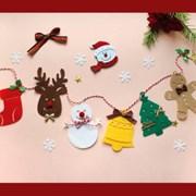 크리스마스 펠트가랜드 5set_(1314511)