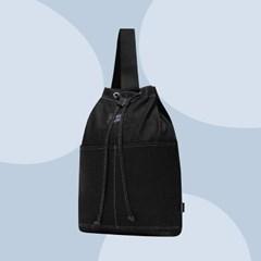 [에이프릴 레이첼 착용]DENIM BUCKET SLING BAG