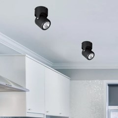 LED 직부등 회전 원통 COB 7W 15W 카페 매장조명_(1896992)