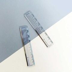 비팬시 15cm,30cm 커팅자 제도용 사무용 방안직자 문구센치자