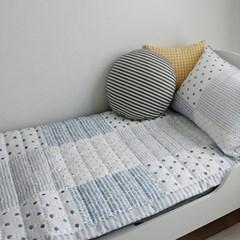 [바이아미] 루빈 여름 리플 침구세트 (2color) - 싱글사이즈
