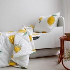 [바이아미] 레몬 리플 여름침구세트 - 싱글사이즈