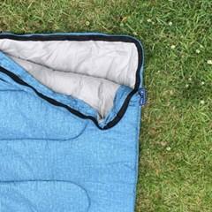 지오프리 블루워싱 침낭 2 GF420001 백패킹 차박 캠핑