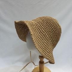 와이어 패션 데일리 깊은 숏긴 버킷햇 벙거지 모자