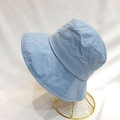 린넨 파스텔 여름 바캉스 챙넓은 버킷햇 벙거지 모자