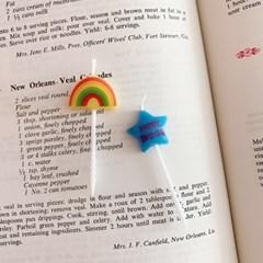 Rainbow Candle 무지개캔들