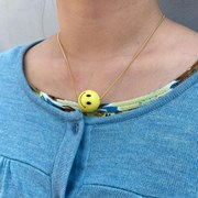 [Fruta] Smile for better days necklace