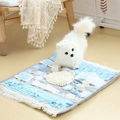 강아지 노즈워크 후각놀이매트 애견 장난감 분리불안훈련