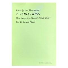 (전시상품)Ludwig van Beethoven 7 VARIATIONS