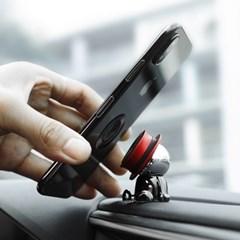 디자인13651 다용도 차량용 휴대폰 자석 거치대 HM-01