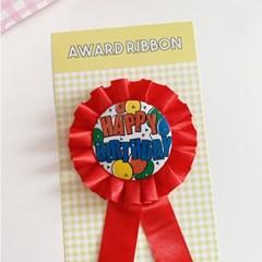 Balloon Award Ribbon 풍선축하리본