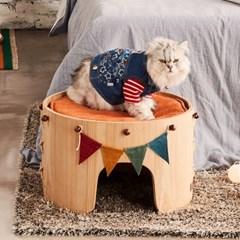 고양이 숨숨집 인디언하우스