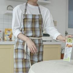 tidy check apron
