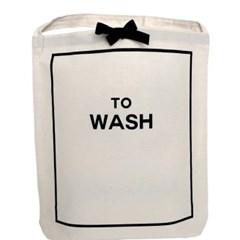 [백올] TO WASH LAUNDRY BAG