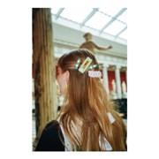 [Fruta] Baby piggy hair clip