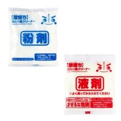 [LEC] 더블세정 세탁기청소 세탁조클리너 [S-599]