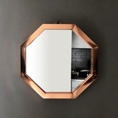 [데코마인] 루렌 정팔각 벽거울 화장대거울