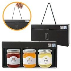추석 명절 설날 선물세트 프리미엄꼬마3종 (한라봉 + 오미자+ 꿀)