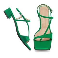 (3cm,5cm) Daze sandal-green