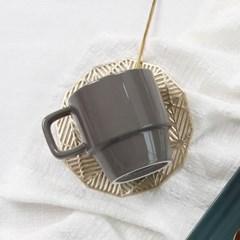 [검트리 시드니] 모던 감성 플레이팅 그릇 - 머그컵 (소) 5color