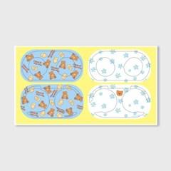 Earpearp galaxy buds sticker pack-lemon_(1623112)