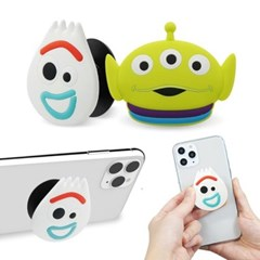 W 토이스토리4 실리콘 스마트톡 스마트폰 거치대