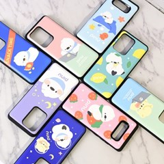 국내 캐릭터 피누 정품 하드 케이스 - 아이폰