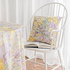 [Lavender Garden] 라벤더 쿠션커버