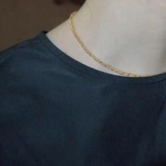 gold_solar_neck 골드 비즈목걸이