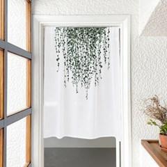 도어커튼 가림막 창문 가리개 115x120 심플테라스_(1479081)