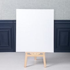 직사각 캔버스 70x80cm+이젤 90cm DIY 장식 FDIYFT_(1841749)