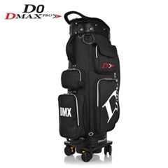 DMX 브레이크 4륜바퀴 휠 캐디백 월메이드 캐디골프백