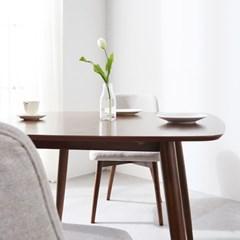 가구데코 오뜨 고무나무 원목식탁 테이블 NE0124