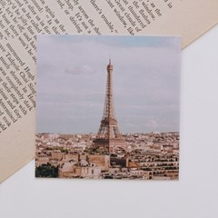 파리 감성 여행 미니 인테리어 엽서 세트