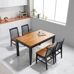 끄망메블루 알볼 4인 테이블