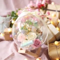 DIY 플라워 용돈 선물세트 (대) 장미