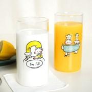 Amitto on glass 내열유리컵